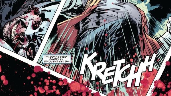 Batman Jason Todd Robin Death in the Family