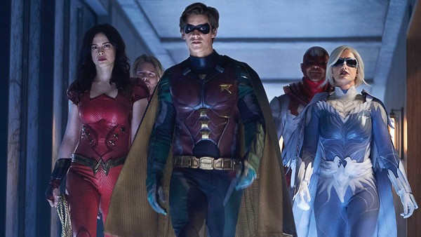 Titans Season 2 Ranking Every Character From Worst To Best