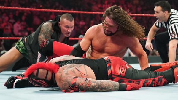 AJ Styles Randy Orton Rey Mysterio