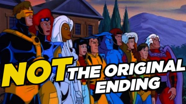 X-Men Animated Ending Thumbnail