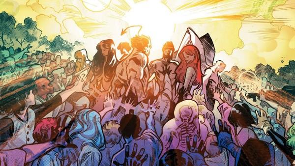 House of X X-Men Return