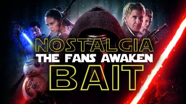 Star Wars Nostalgia Bait