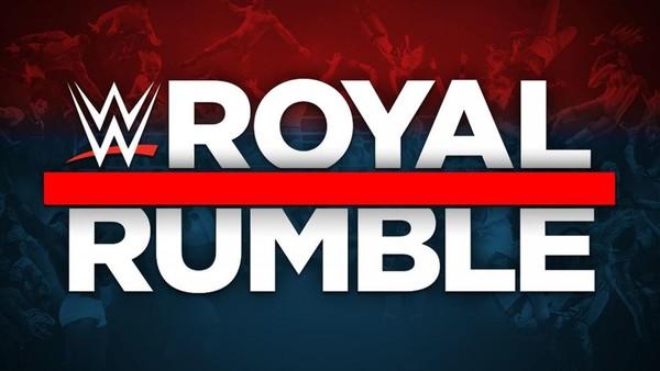 WWE Royal Rumble Logo
