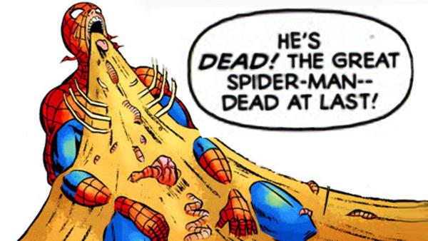 Spider Man Dead