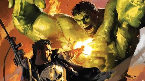 Punisher vs Hulk