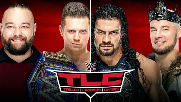 WWE TLC 2019