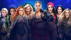 WWE Evolution Poster