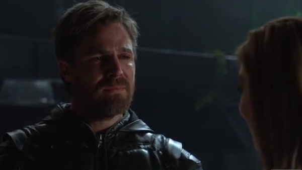 Crisis On Infinite Earths Oliver Queen Sara Lance 2046