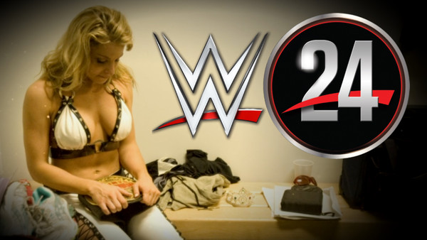 Trish Stratus WWE 24