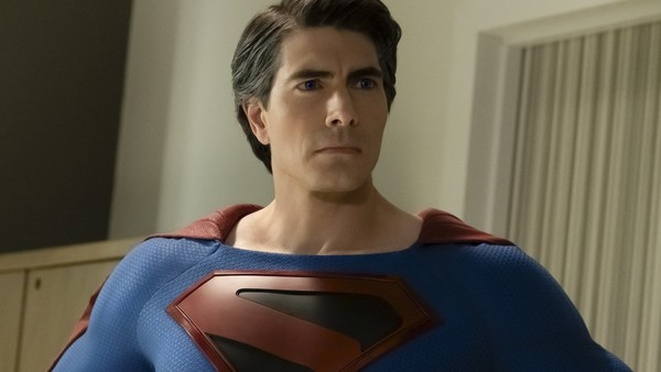 Crisis On Infinite Earths Kingdom Come Superman Brandon Routh