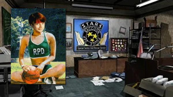 Resident Evil 2 Rebecca