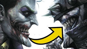 Joker Batman Who Laughs