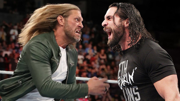 Seth Rollins Says He's Unfinished Business With WWE Hall Of Famer Edge 1