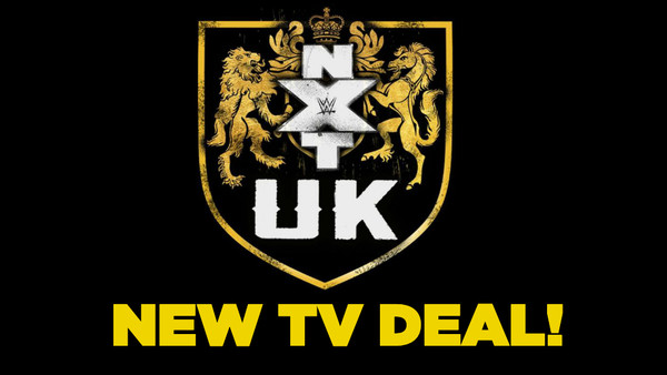 WWE NXT UK TV Deal