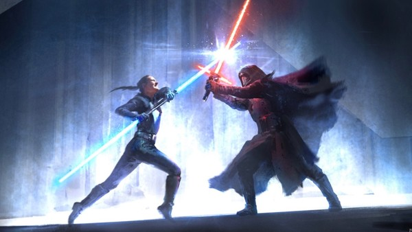 10 Awesome Star Wars Duel Of The Fates Moments We Ll Never Get To See Page 11