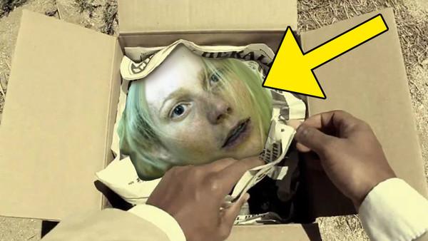 Gwyneth Paltrow head