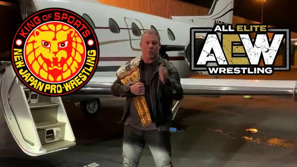 Chris Jericho NJPW AEW