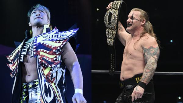 Hiroshi Tanahashi Chris Jericho