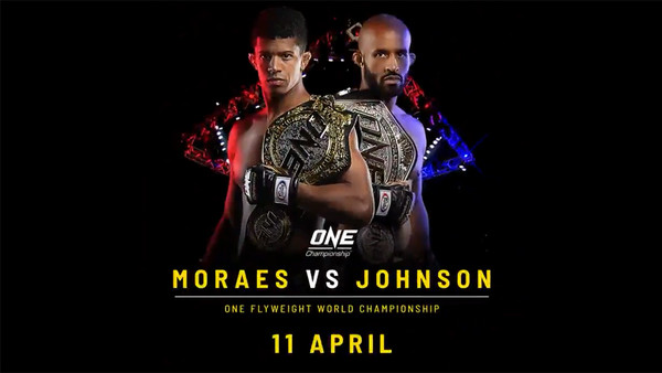 Moraes Johnson ONE Championship