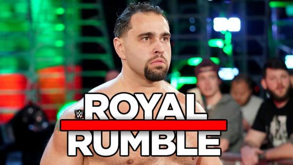Rusev Royal Rumble