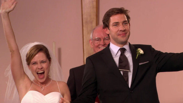 Pam The Office Surprised
