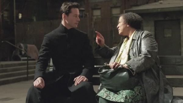 The Matrix Revolutions Hugo Weaving