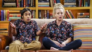 Penny Raj The Big Bang Theory