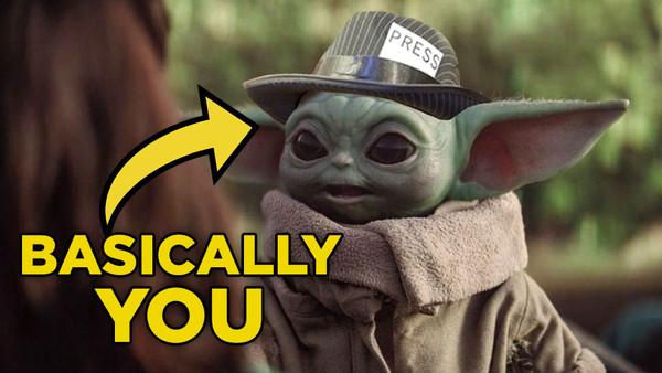 Baby Yoda Press