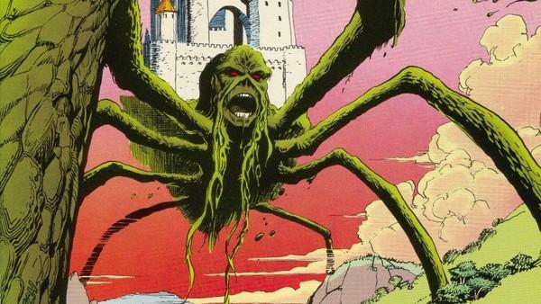 Swamp Thing Rick Veitch