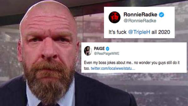 Triple H Paige