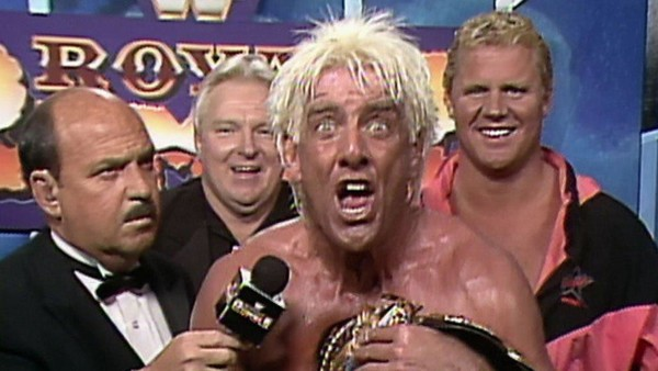 How WWE Royal Rumble 1992 Gave Ric Flair His Confidence Back