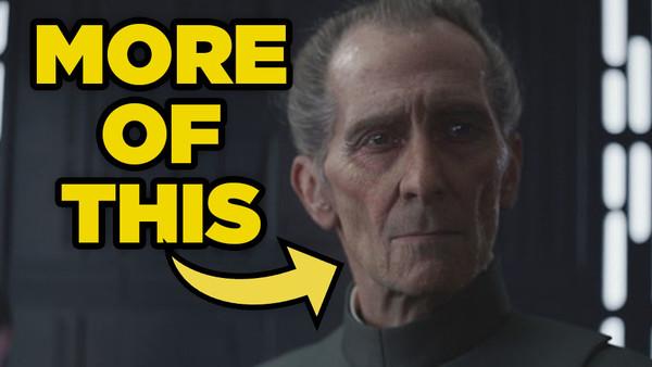 Moff Tarkin Star Wars