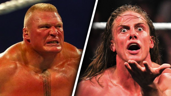 Brock Lesnar Matt Riddle
