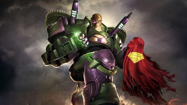 Lex Luthor Superman Toy