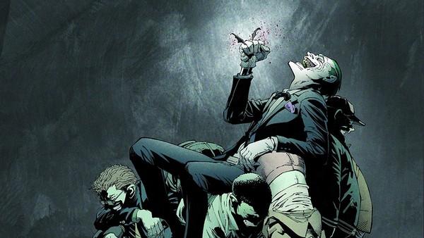 Joker chair Batman Endgame