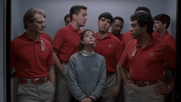Silence of the Lambs Elevator Scene
