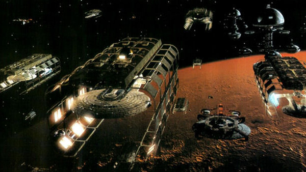 Star Trek Voyager Shipyards