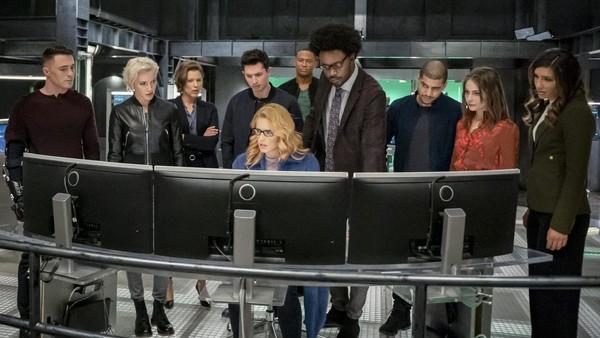 Arrow series finale Season 8