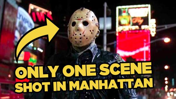 Jason Takes Manhattan LIE