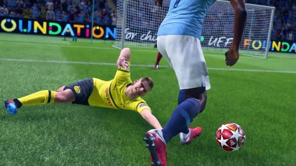 How to play with a goalkeeper in FIFA 21