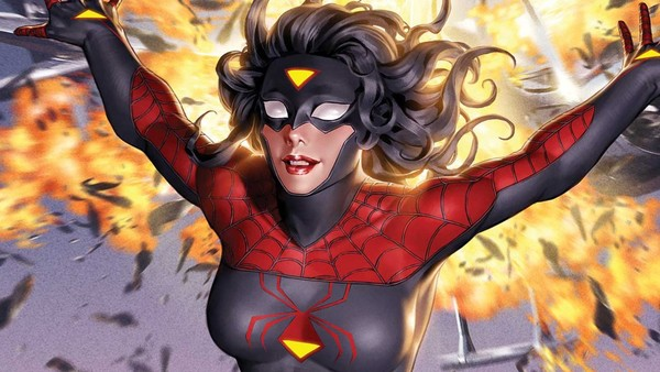 Spider-Woman New Outfit