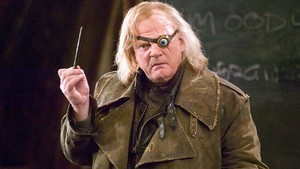 Mad Eye Moody Harry Potter