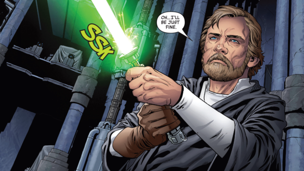 Star Wars: The Rise of Kylo Ren #2 Luke Skywalker
