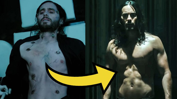 Jared Leto Morbius >> Yes Jared Leto Really Did Get That Ripped For Morbius