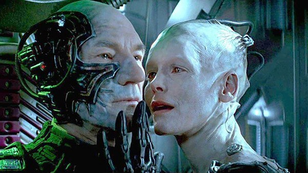 Borg Queen Star Trek Picard