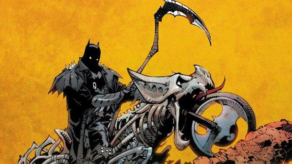 Batman Grim Reaper