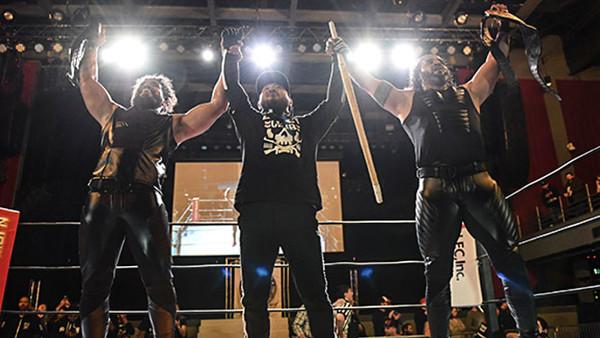 NJPW Guerillas Of Destiny