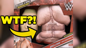 WWE Stars Make Fun Of Brock Lesnar's New Merchandise