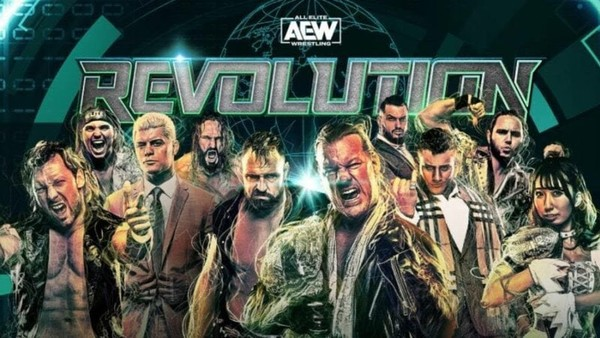 Watch AEW Revolution 2020 2/29/20