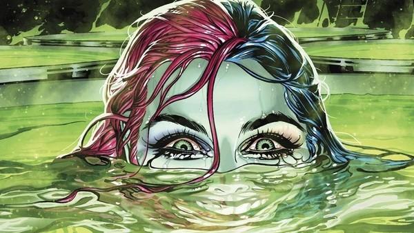 Harley Quinn Origin Heroes in Crisis